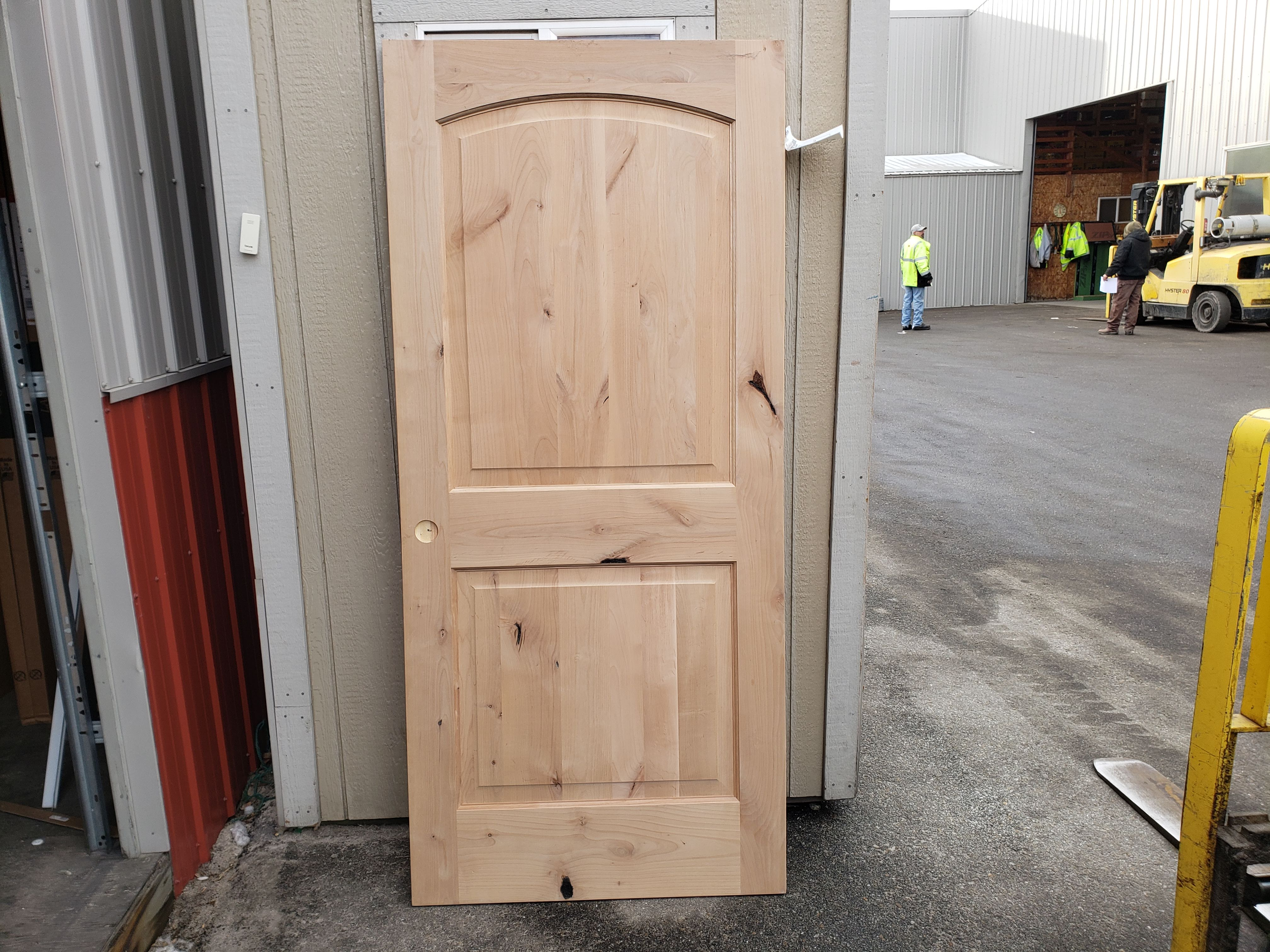 6/0 Double Bypass Doors