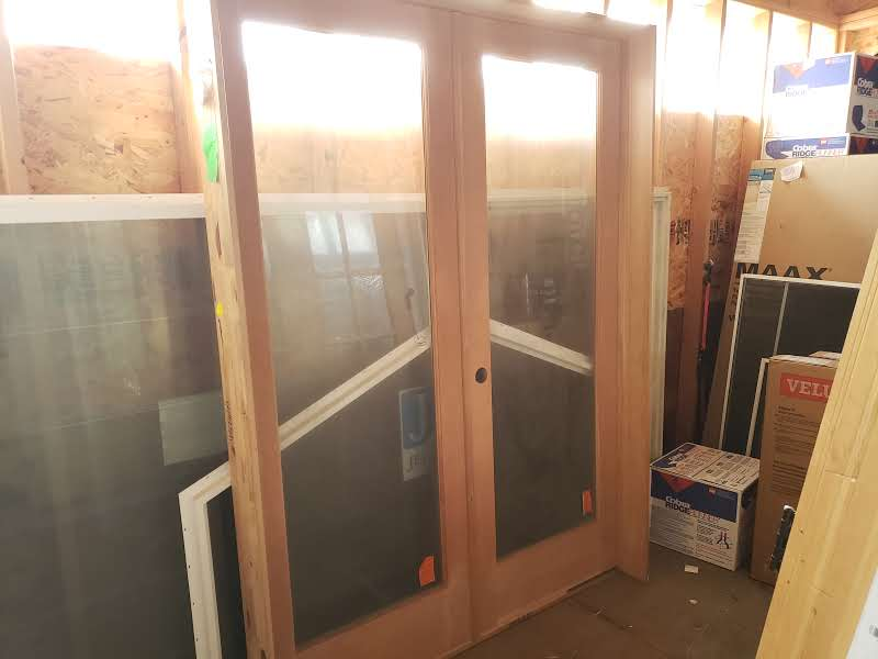 6/0 Double Full Lite Door